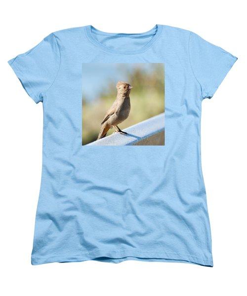 California Towhee ? Women's T-Shirt (Standard Cut)