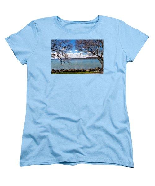 Canandaigua Women's T-Shirt (Standard Cut)