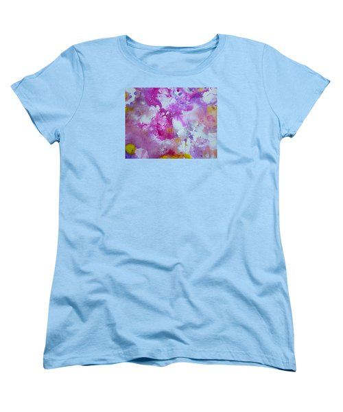 Candy Clouds Women's T-Shirt (Standard Cut) by Tracy Bonin