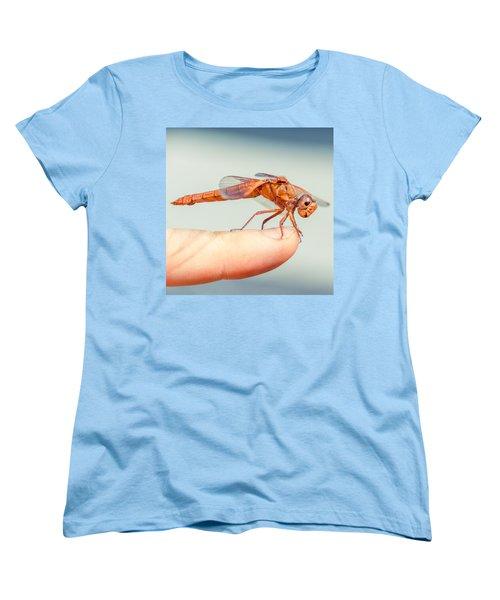 Can't Make Up My Mind Women's T-Shirt (Standard Cut) by TC Morgan