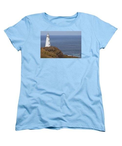 Cape Spear Women's T-Shirt (Standard Cut) by Eunice Gibb