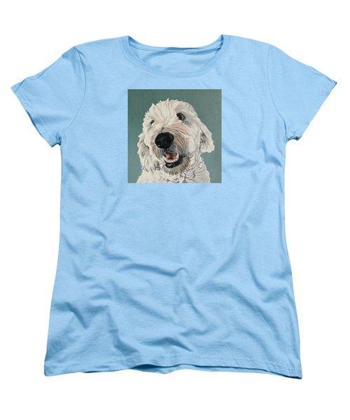 Captain Women's T-Shirt (Standard Cut) by Nathan Rhoads