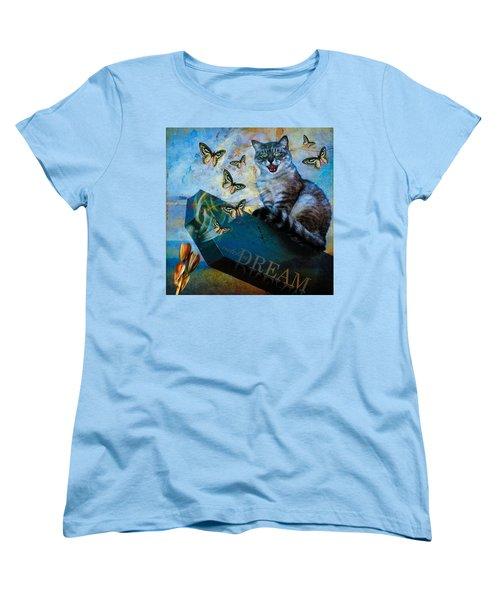 Catch A Dream Women's T-Shirt (Standard Cut)