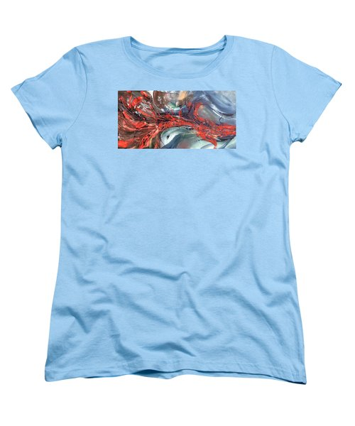 Catch Of The Day Women's T-Shirt (Standard Cut) by Pat Purdy