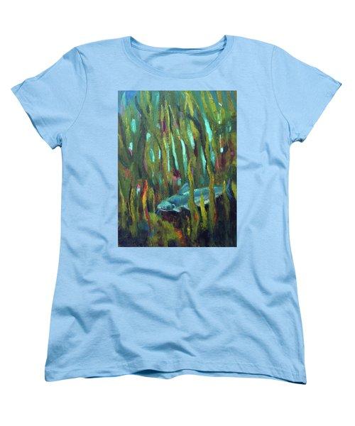 Catfish Women's T-Shirt (Standard Cut)