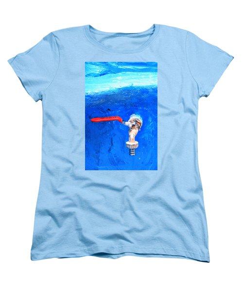 ccs Women's T-Shirt (Standard Cut) by Jez C Self