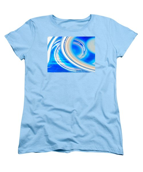 Women's T-Shirt (Standard Cut) featuring the photograph Celestial Rings by Shawna Rowe