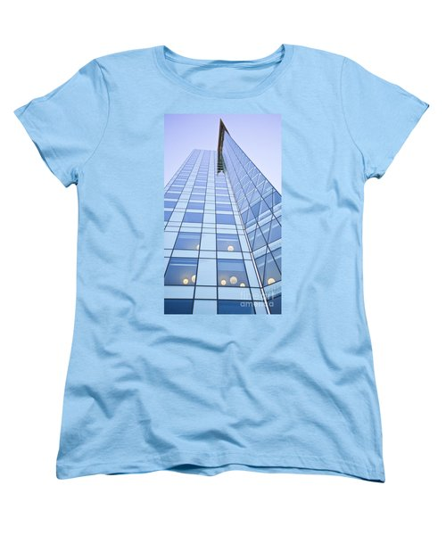 Central City Women's T-Shirt (Standard Cut) by Chris Dutton