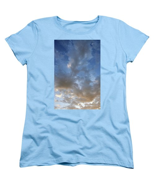 Women's T-Shirt (Standard Cut) featuring the photograph Central Coast Clouds 1 by Michael Rock
