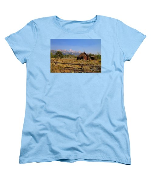 Chapel Of The Transfiguration Women's T-Shirt (Standard Cut)