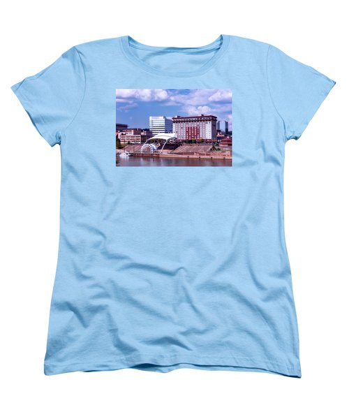 Charleston West Virginina Women's T-Shirt (Standard Cut) by L O C