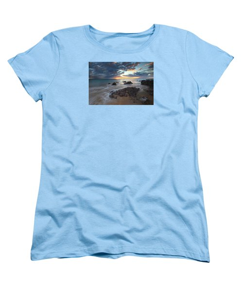 Charlie Young Sunset Women's T-Shirt (Standard Cut) by James Roemmling
