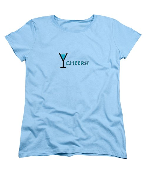 Cheers Women's T-Shirt (Standard Cut) by Bill Owen