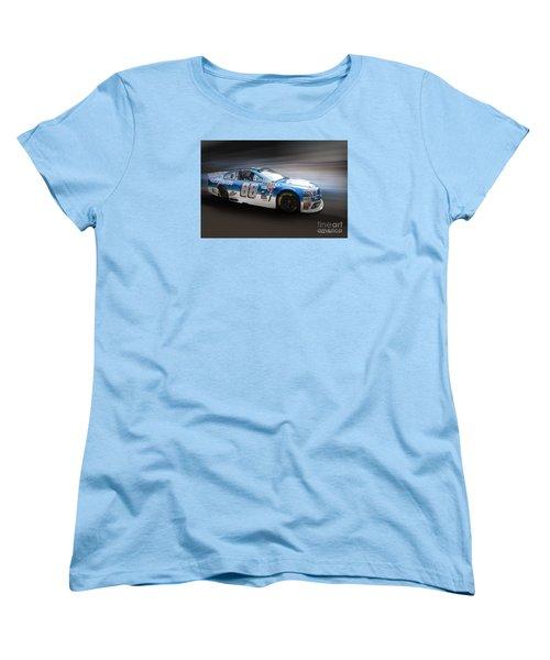 Chevrolet Ss Nascar Women's T-Shirt (Standard Cut) by Roger Lighterness