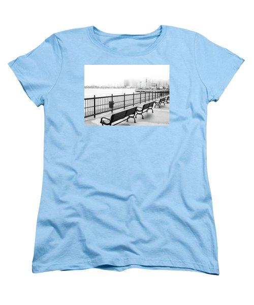 Chicago Navy Pier Women's T-Shirt (Standard Cut)