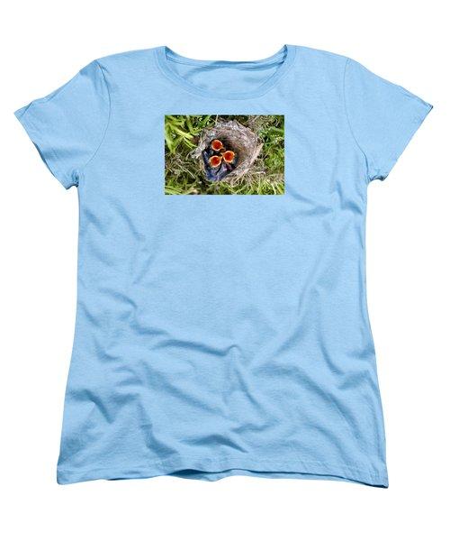 Children Already Born #2 Women's T-Shirt (Standard Cut) by Goyo Ambrosio