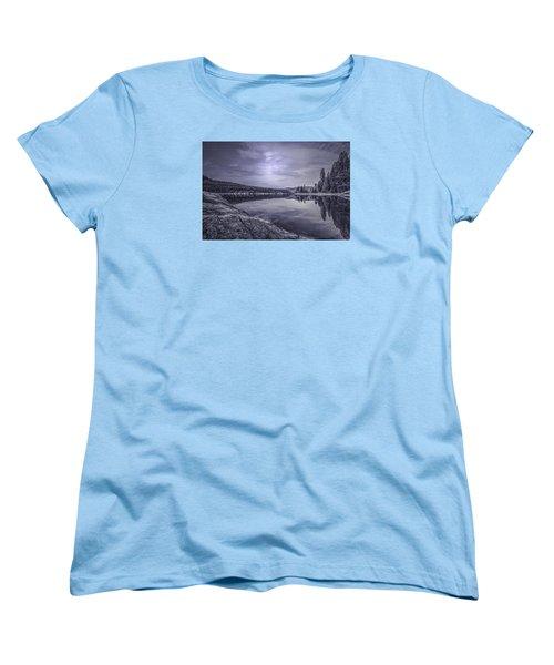 China Bend2 Women's T-Shirt (Standard Cut)