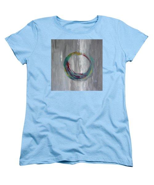 Vortex Women's T-Shirt (Standard Cut) by Victoria Lakes