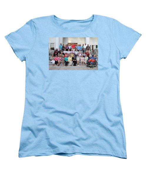 Class Of 1965 Greensboro High School Women's T-Shirt (Standard Cut) by Reid Callaway