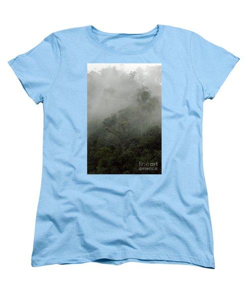 Cloud Forest Women's T-Shirt (Standard Cut) by Kathy McClure