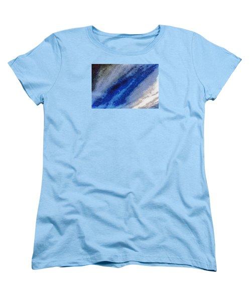 Women's T-Shirt (Standard Cut) featuring the photograph Clouds 11 by Spyder Webb