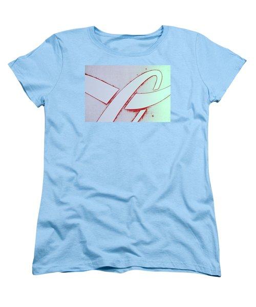 Coke Women's T-Shirt (Standard Cut) by Laurie Stewart