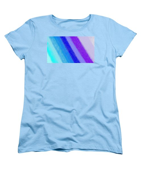 Colorful 3 Women's T-Shirt (Standard Cut) by Linda Velasquez