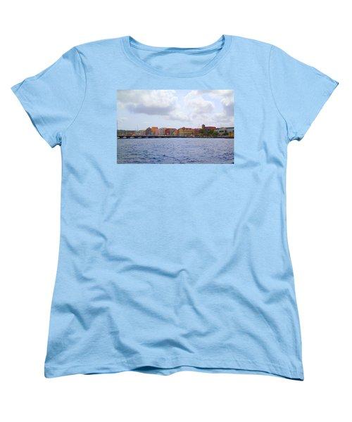 Colorful Curacao Women's T-Shirt (Standard Cut)