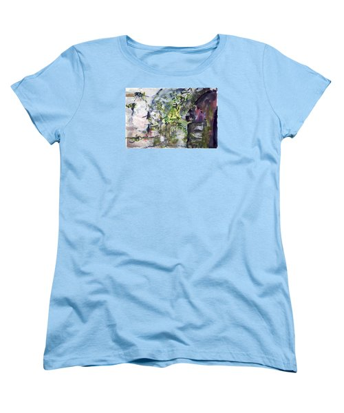 Colorful Foliage Women's T-Shirt (Standard Cut)