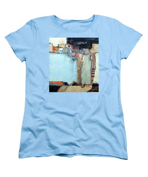 Columns Women's T-Shirt (Standard Cut)