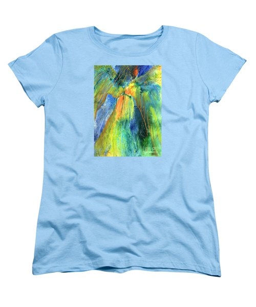 Coming Lord Women's T-Shirt (Standard Cut) by Nancy Cupp