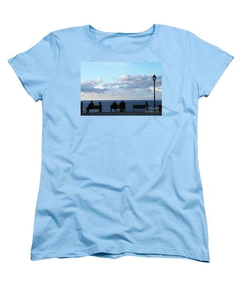 Contemplation Women's T-Shirt (Standard Cut) by Ana Mireles
