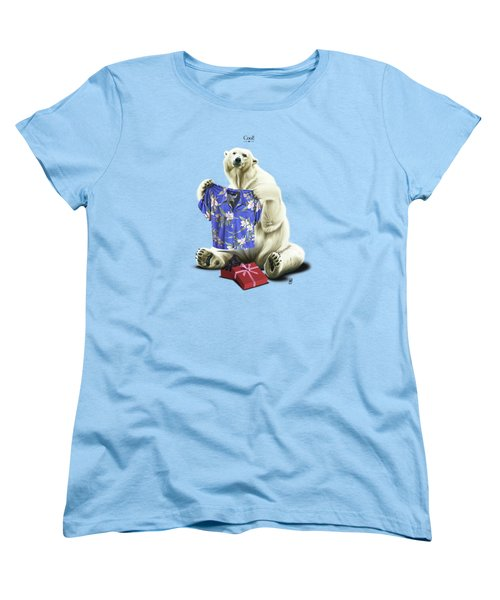Cool Women's T-Shirt (Standard Cut) by Rob Snow