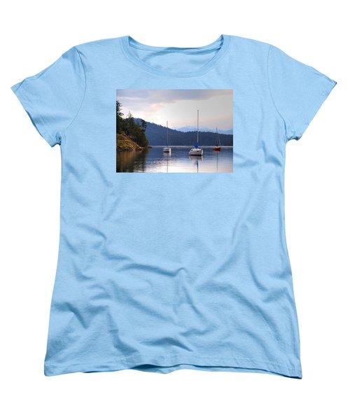 Cooper's Cove 1 Women's T-Shirt (Standard Cut) by Randy Hall