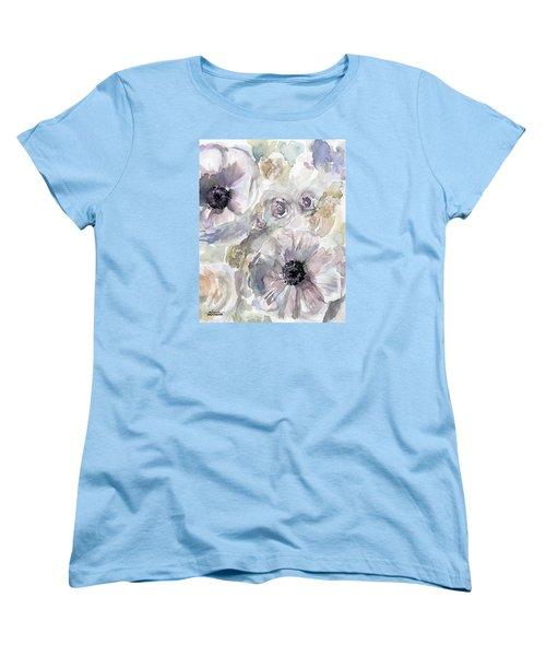 Courtney 1 Women's T-Shirt (Standard Cut) by Arleana Holtzmann