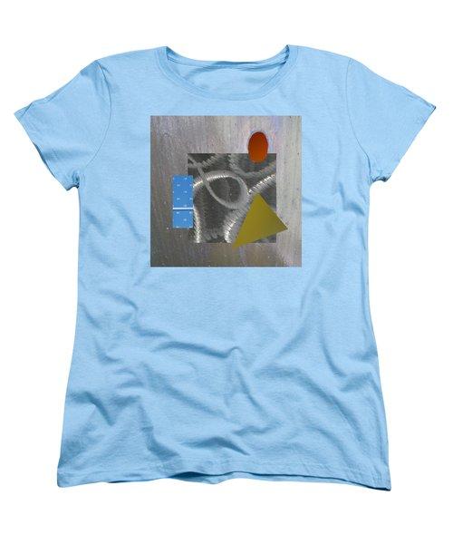 Crazy Eights Women's T-Shirt (Standard Cut) by Paul Moss