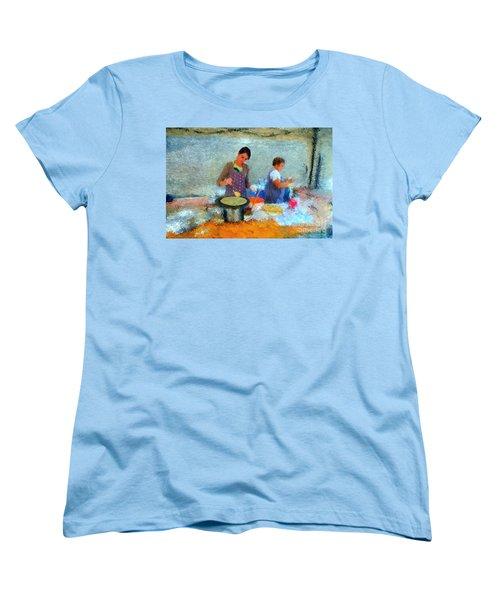 Crepe Makers Women's T-Shirt (Standard Cut) by Gerhardt Isringhaus