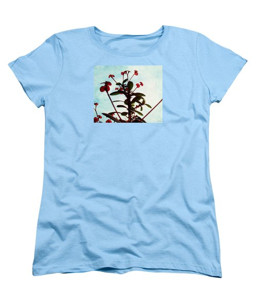 Crown Of Thorns Women's T-Shirt (Standard Cut)