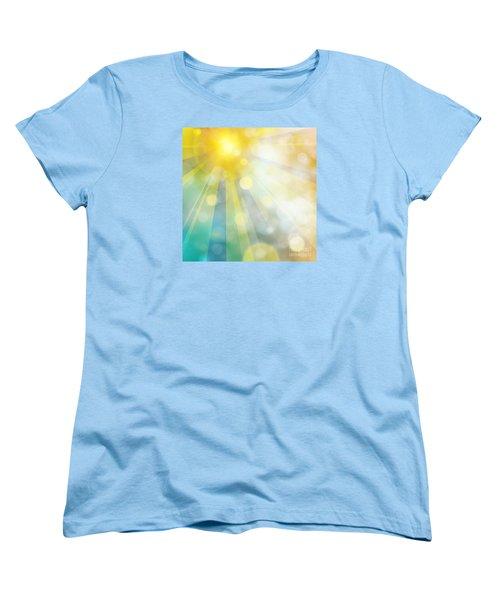 Cute Summer Women's T-Shirt (Standard Cut) by Atiketta Sangasaeng