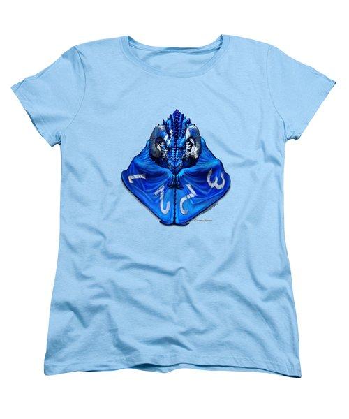 D4 Dragon T-shirt Women's T-Shirt (Standard Cut)