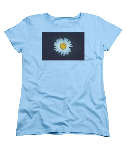 Women's T-Shirt (Standard Cut) featuring the photograph Daisy  by Shane Holsclaw