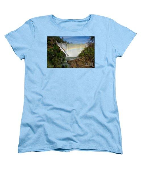 Dam Rainbow Women's T-Shirt (Standard Cut) by Patrick Witz