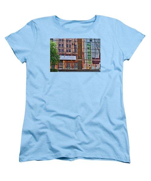 Women's T-Shirt (Standard Cut) featuring the photograph Dance by Skip Willits