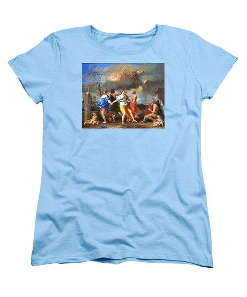 Dance To The Music Of Time  Women's T-Shirt (Standard Cut)