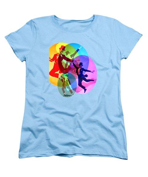 Dancing On Air Women's T-Shirt (Standard Cut) by Seth Weaver