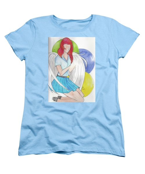 Danu Women's T-Shirt (Standard Cut) by Loretta Nash