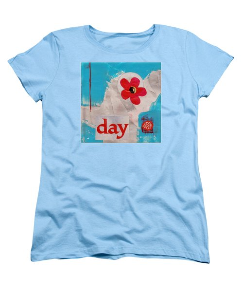 Day Women's T-Shirt (Standard Cut) by Patricia Cleasby