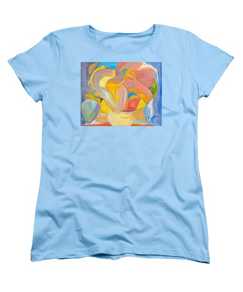 Daydreaming Women's T-Shirt (Standard Cut) by Evelina Popilian