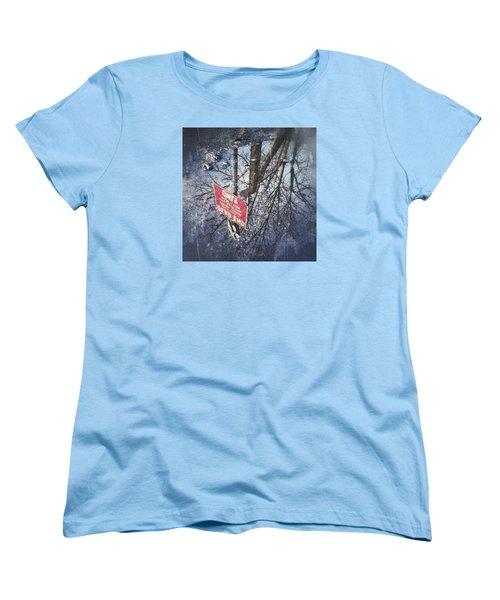 Dead End Women's T-Shirt (Standard Cut) by RKAB Works