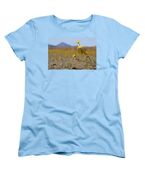 Death Valley Superbloom 501 Women's T-Shirt (Standard Cut)